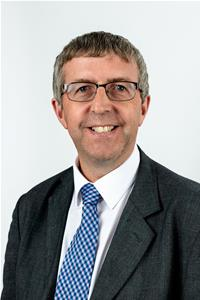 Councillor Darren Kitchener